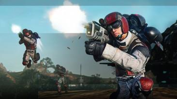 Бета PlanetSide 2 на PlayStation 4 обзавелась датой