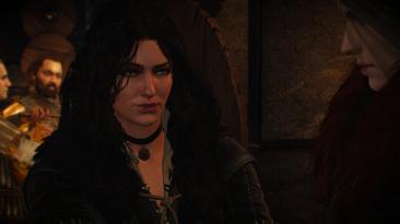 "Witcher 3: Wild Hunt ""Yennefer Curly Hair\Новая причёска для Йеннифер"""