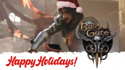 Larian Studios поет рождественский гимн Baldur's Gate 3