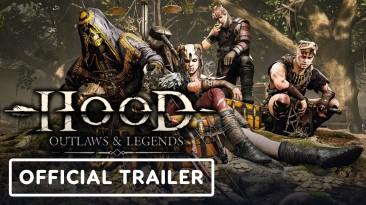 В новом трейлере Hood: Outlaws & Legends представлен класс мистика