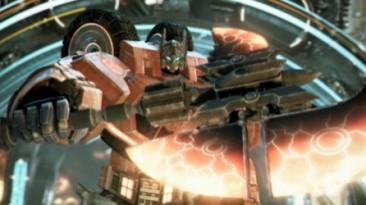 Демо-версия Transformers: War for Cybertron эксклюзивно для Xbox 360
