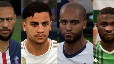 """FIFA 20 """"Facepack by Superselecao"""""""
