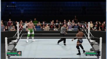 "WWE 2K16 ""Misawa mod"""