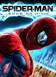Обложка игры Spider-Man: Edge of Time