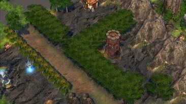 "Heroes Of Might And Magic 5: Повелитель орды ""Карта - Schizzosworld"""