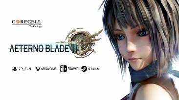 AeternoBlade II выйдет на PlayStation 4, Xbox One и PC этой осенью