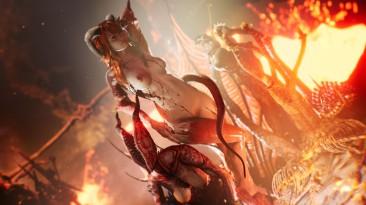 Свежие скриншоты из игры о соблазнительной дьяволице Succubus