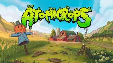 Ролевой экшен Atomicrops выпустят в 2019 году