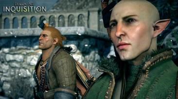 """ВDragon Age: Inquisition обнаружен баг с""""молчащими партиями"""""""
