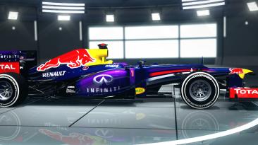 "F1 2012 ""Red Bull RB9 2xHD"""