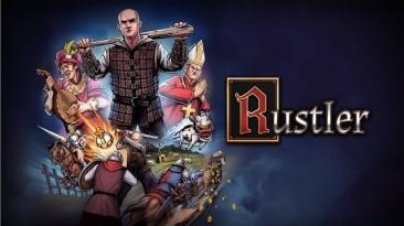 Средневековый экшн с открытым миром Rustler выйдет в конце августа