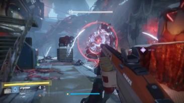 "Destiny: Rise of Iron ""Геймплей - Strike ""Sepiks Perfected"""""