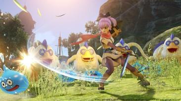 Состоялся релиз ролевого экшена Dragon Quest Heroes II