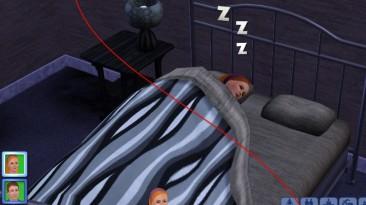 The Sims 3: Ускоритель сна. 2 часа и выспался!