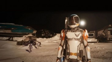 Elite Dangerous: трейлер к выходу Odyssey