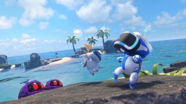 Платформер Astro Bot: Rescue Mission для PlayStation VR выйдет 3 октября этого года в Европе