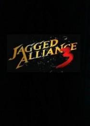 Обложка игры Jagged Alliance 3