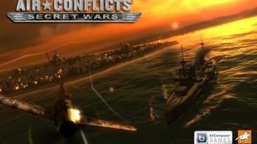 [Air Conflicts. Secret Wars]