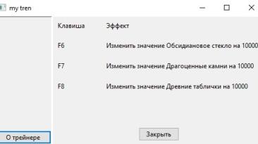 Assassin's Creed: Odyssey: Трейнер/Trainer (+3: Стекло, таблички камни) [1.0.6] {HELL DOG}