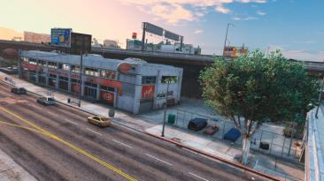 """GTA 5 """"Protagonists Garage ВЕРСИЯ: 1.0"""""""