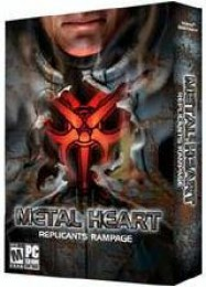 Обложка игры Metalheart: Replicants Rampage