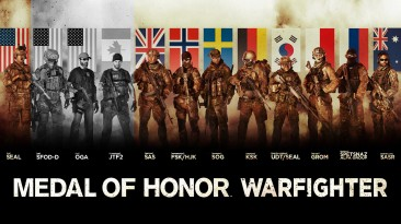 """XCOM 2 """"[WOTC] Medal of Honor Warfighter Multiplayer Voices"""""""