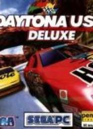 Обложка игры Daytona USA