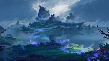 Цуруми - новый остров в Genshin Impact, который таит в себе множество опасностей и секретов