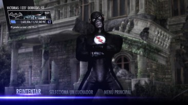 "Injustice: Gods Among Us ""Black Flash and johnny Quick skins - Костюмы Черного Флэша и Джонни Квика"""