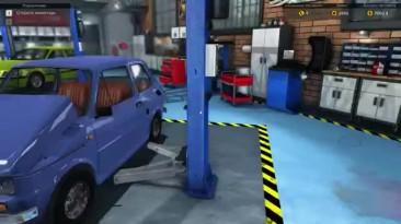 Стрим - Car Mechanic Sumulator 2015