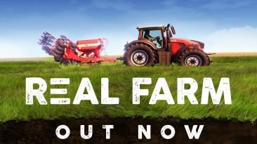 Анонсирована Real Farm - Gold Edition для ПК, PS4 и Xbox One