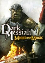 Обложка игры Dark Messiah of Might & Magic