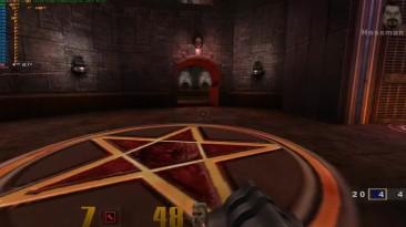 Reshade с трассировкой лучей в Quake 3