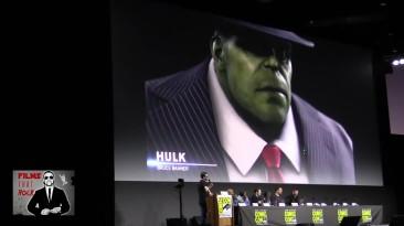 Альтернативные костюмы героев Marvel's Avengers с SDCC 2019