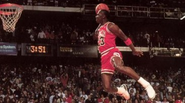 Майкл Джордан в NBA 2K11. Официально