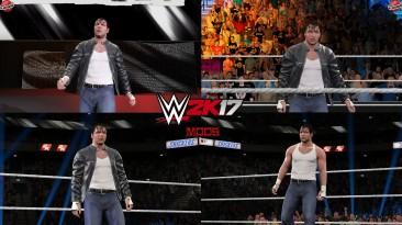 "WWE 2K17 ""Dean Ambrose Наряд WWE 2K16 Порт Мод"""
