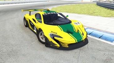 """BeamNG.drive """"McLaren P1 GTR 2015"""""""