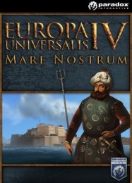 Обложка игры Europa Universalis 4: Mare Nostrum