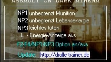 Chronicles of Riddick - Assault on Dark Athena: Трейнер (+3) [1.01] {drolle}