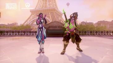 BlizzCon 2019 - Трейлер новых скинов для Overwatch