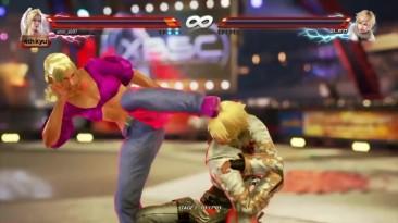 Tekken 7 Супер Слоу Мо #4