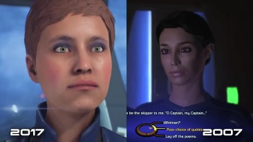 Просто работник BioWare - Mass Effect: Andromeda - Human - Честный кавер