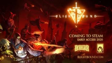Blightbound - это кооперативный данжен-кроулер для трех игроков от создателей Awesomenauts