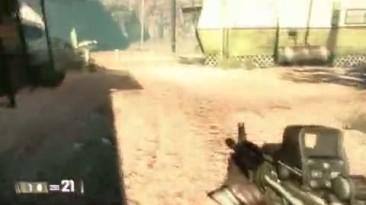 """BlackSite: Area 51 """"E3 2007 Trailer Park Aliens Cam Gameplay Часть 2"""""""