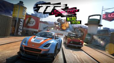 Table Top Racing: World Tour - Nitro Edition выйдет на Nintendo Switch