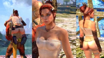 "Enslaved: Odyssey to the West ""Nude mod Enslaved Odyssey to the West"""
