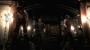"""Resident Evil """"Замена Джилл Валентайн на Хелену Харпер"""""""
