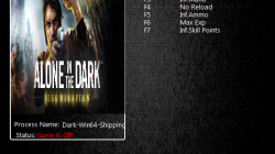 Alone in the Dark: Illumination: Трейнер/Trainer (+7) [1.03] {MrAntiFun}