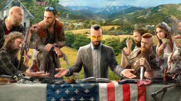 """Парень воссоздал город из """"Игры престолов"""" в Far Cry 5"""