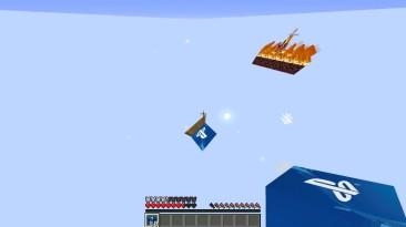 Minecraft - Playstation против Xbox